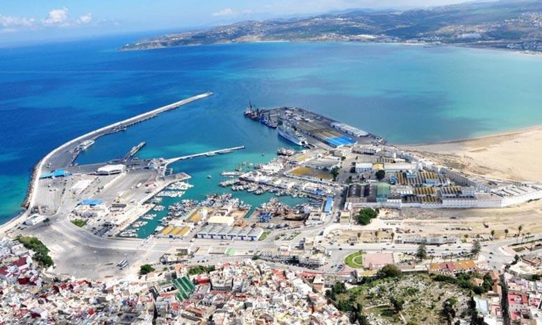 Tanger la blanche réceptionne son nouveau port de plaisance