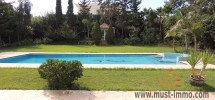 Magnifique Villa de prestige avec piscine