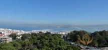 Appartement étage élevé avec une magnifique vue sur la baie de Tanger
