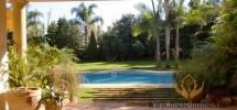 Villa de maître beau quartier de Rabat