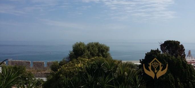 Riad authentique avec vue sur mer et la baie de Tanger