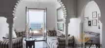 Location haut de gamme à Tanger face à la mer avec terrasses
