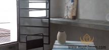 Maison ensoleillé vue sur mer quartier du Marchan