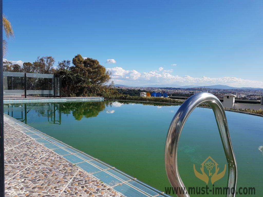 Magnifique villa de qualité dans les hauteurs de la vieille montagne