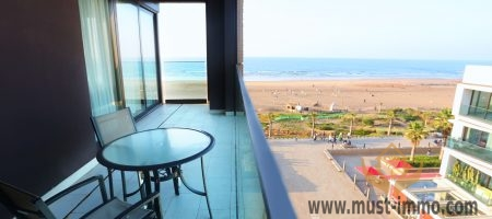 Appartement moderne vue sur Mer Anfa Place    Casablanca