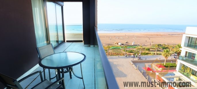 Modern Apartement with sea views – Anfa Place, Casablanca
