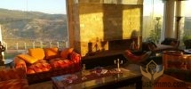 Villa de prestige dominant la baie de Tanger
