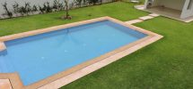 Jolie villa neuve sur 1715 m2 – Rabat /  Souissi Jardin, Piscine