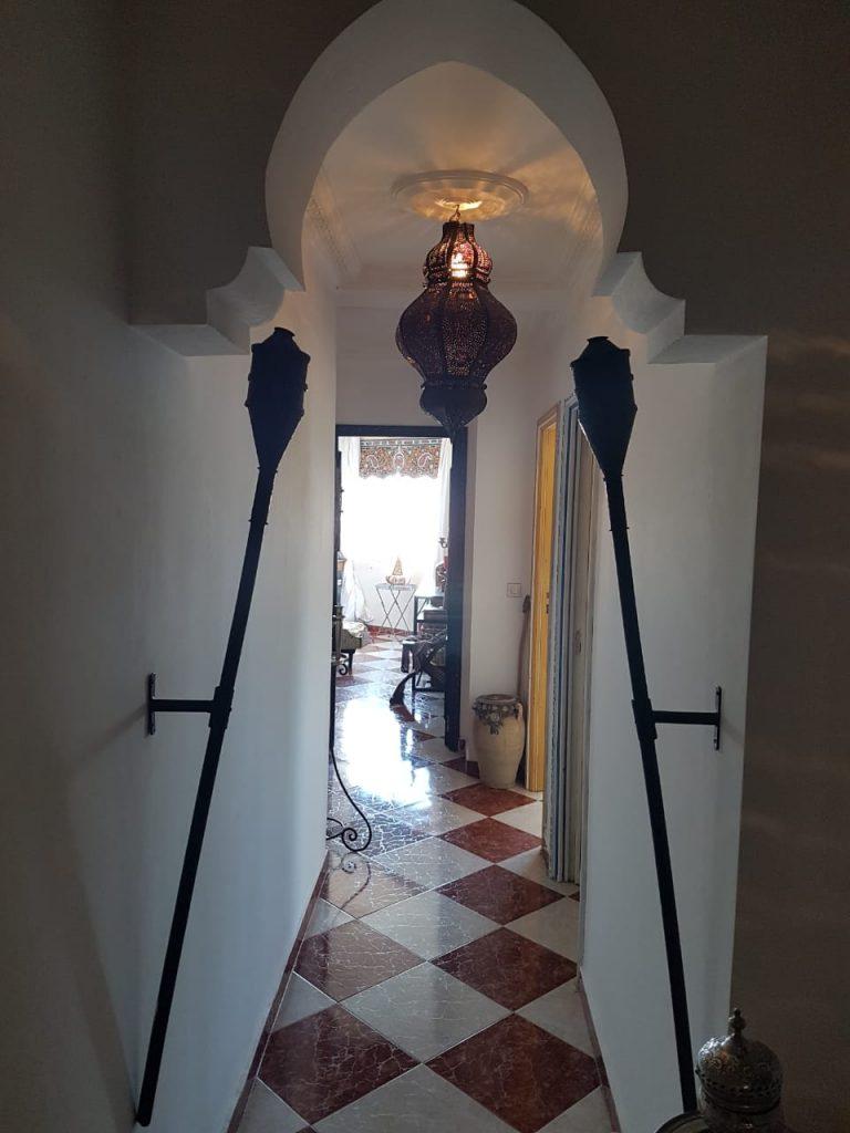 Magnifique appartement avec vue sur le port de plaisance de Tanger