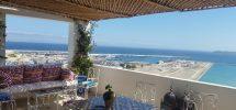 Superbe appartement en retrait avec vue sur le port de Tanger