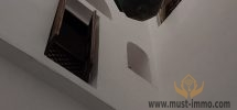 Ancienne Médina de Tanger : maison avec vue sur le détroit à vendre