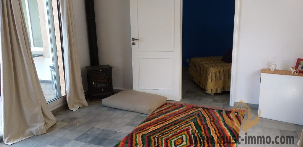 Appartement vide en location à Marchan