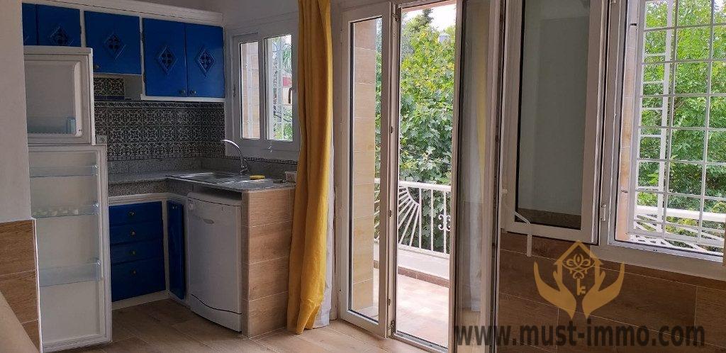 Appartement à louer, proche Socco Alto et école du détroit