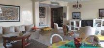 Grand et bel appartement à vendre – quartier Vieille Montagne et vue sur le golf