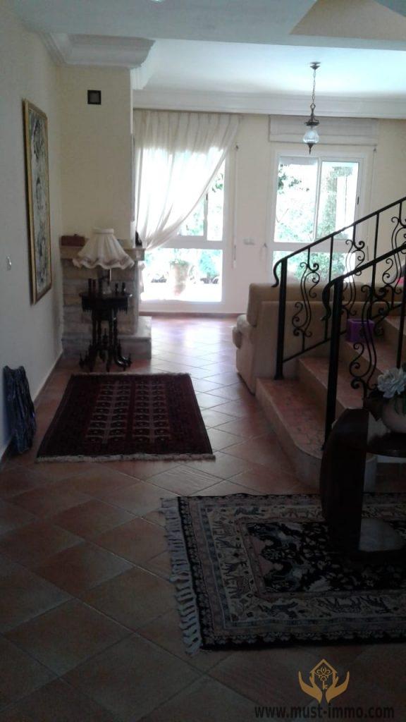 Tamaris (Casablanca) : coquette villa à vendre