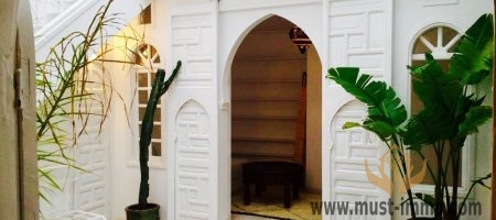 Stunning traditional house for sale in the old Medina of Asilah