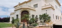 Casablanca, quartier Californie : Très belle villa à vendre