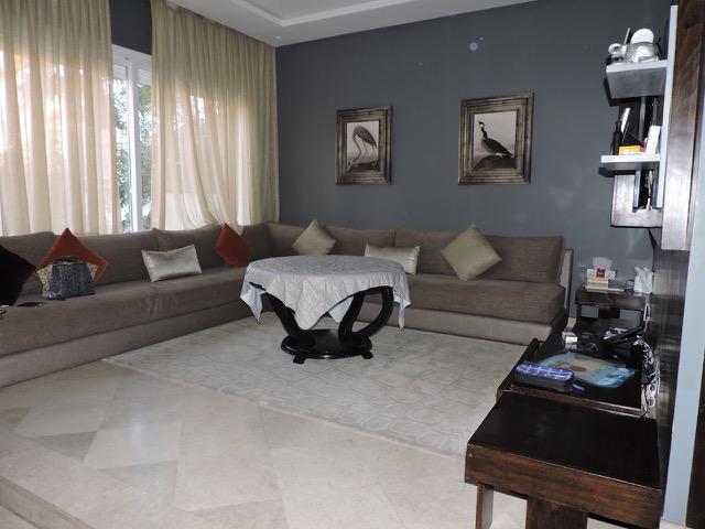 Casablanca Nearshore, villa moderne à vendre