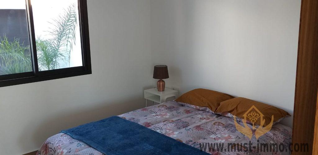 Tanger : appartement haut standing à louer à Malabata