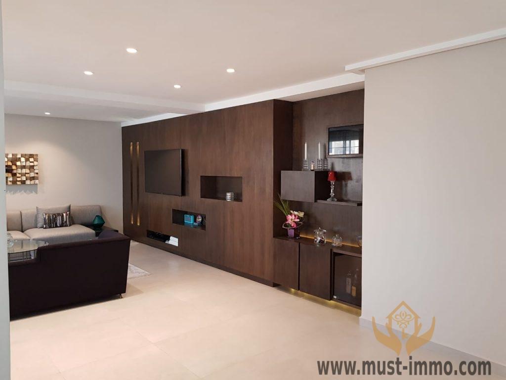 Casablanca, Maarif : très bel appartement à vendre