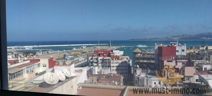 Apartement with sea views for sale in Tangier City Centre