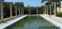 : Villa for sale next to Golf de Tanger on a plot of 4 750 m2 offering an amazing investment opportunity