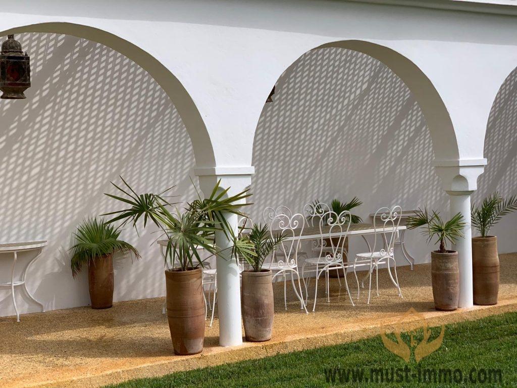 Maison traditionnelle de plein pieds à Oualidia