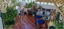 Tanger, médina : très belle maison d'hôtes à vendre vue mer