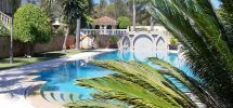 Beautiful villa of Arab-Andalusian style is built on a plot of 2 000 m² – views of Tangier Golf