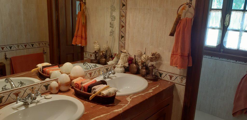 Magnifique villa arabo-andalouse à vendre quartier Golf-Montagne
