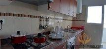 Tanger, route de Rabat : appartement meublé à louer