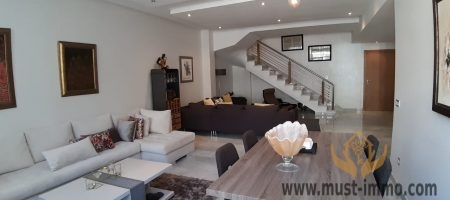 Tangier, Iberia: very nice duplex for sale
