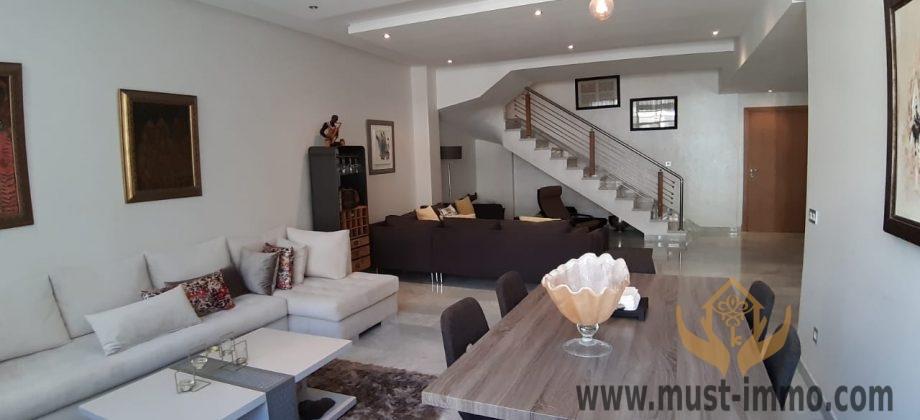 Tanger, Iberia : très beau duplex à vendre