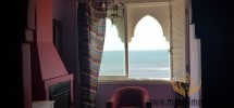 Asilah : maison à vendre avec vue sur l'atlantique sans vis-à-vis