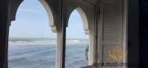 Asilah : maison à vendre avec vue sur mer sans vis-à-vis