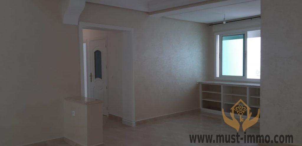 Très bel appartement à louer à Tanger, Marchane