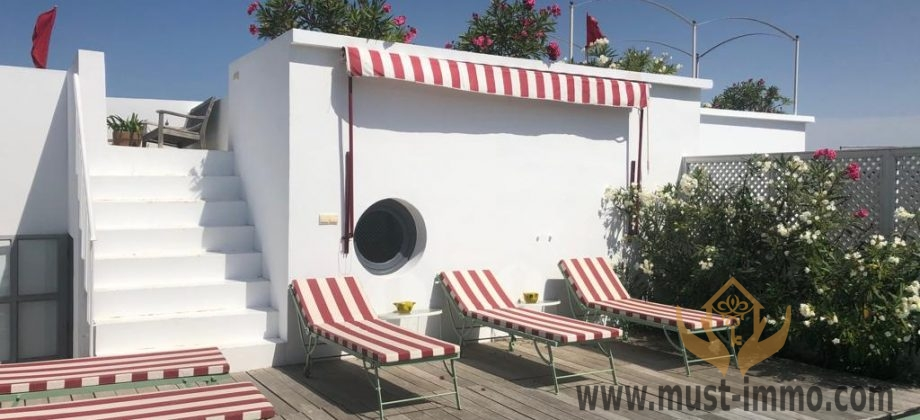 Tangier, Marchane: very beautiful modern property with all possible comfort for sale