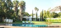 Casablanca, Anfa : Villa contemporaine de prestige