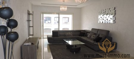 Casablanca, Gauthier: furnished apartment for rent