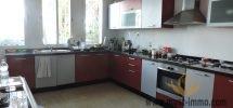 Casablanca, Ain Diab : villa à vendre dans une résidence sécurisée