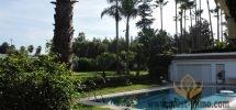 Rabat, Souissi : magnifique villa de plain pied à vendre