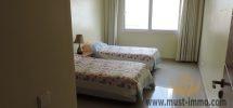 Casablanca, quartier Gauthier : deux appartements meublés à vendre