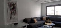 Casablanca, quartier Gauthier : charmant studio à louer