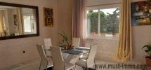 Tanger, california : jolie petite villa meublée en location