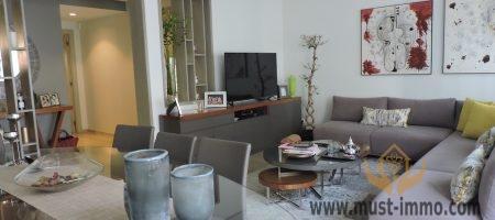 Casablanca, Maarif, Princesses: bel appartement à vendre