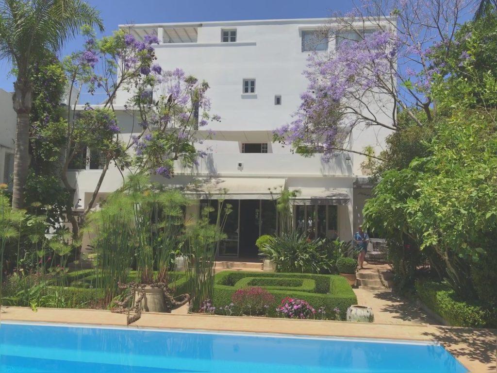 Villa enchantée avec piscine et grande terrasse vue mer