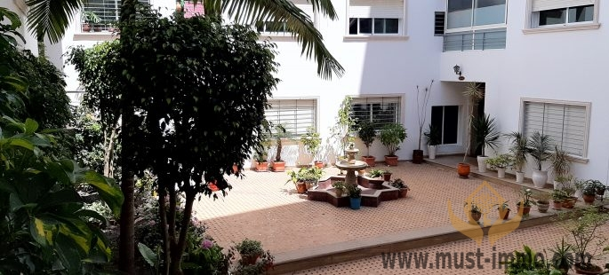 Very nice apartment for rent in Tangier, Marchane
