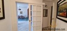 Appartement meublé dernier étage, immeuble Art Deco  quartier Regnault
