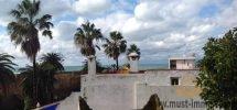 Hôtel style Hacienda du Sud proche plage                   vente à Asilah